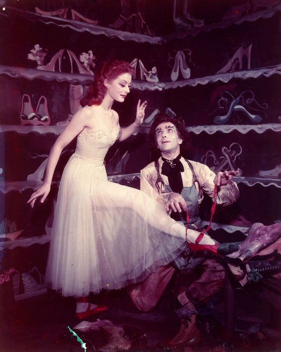 Moira Shearer - The Red Shoes